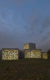 Extension par Manuelle Gautrand, Foto: Max Lerouge, LMCU © Manuelle Gautrand Architecture