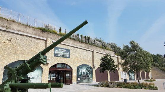 Museum Operation Dynamo, © Hilda George