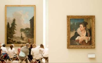 Ausstellungsraum © Palais des Beaux-Arts / Frédéric Iovino