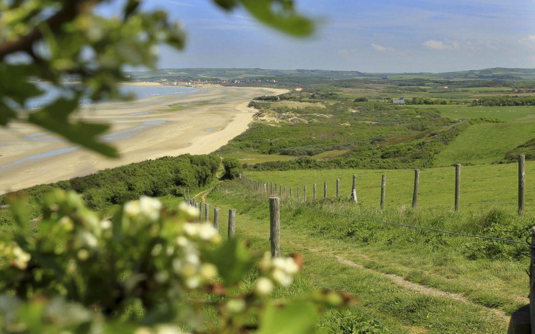 Opalküste in Nordfrankreich: Deux-Caps