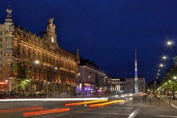 Place d'Armes, © Valenciennes Tourisme et Congrès