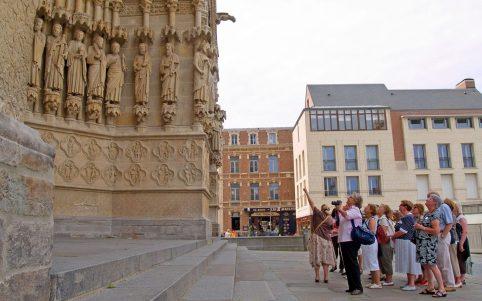 Kathedrale von Amiens, © Somme Tourisme