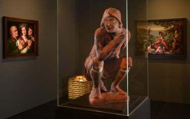 Ausstellung über flämische Satire, © Musée de Flandre