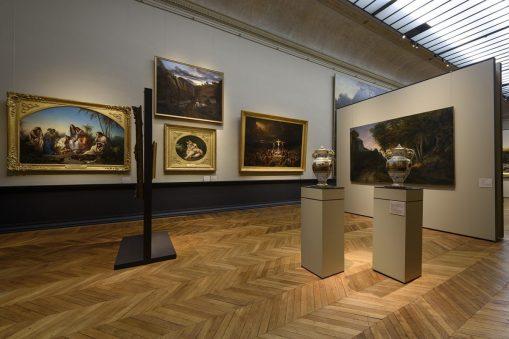 Galerie Nieuwerkerke, © Alice Sidoli - Musée de Picardie