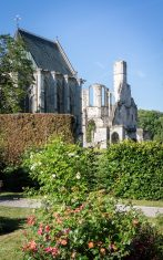 Kloster Chaalis, © Bruno Beucher / Oise Tourisme