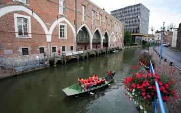 Bootsfahrt, © AD Langlet