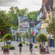 Stadtzentrum von Le Touquet, © Najib Ishak