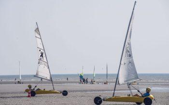 Strandsegeln in Le Touquet, © Jean-David Hesdin