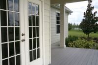 Wooden Balcony Doors and Wooden French Doors