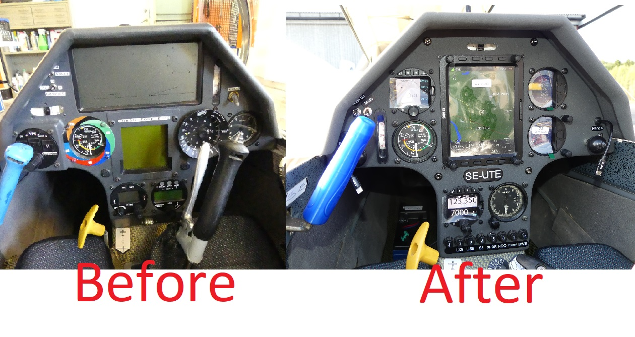 hight resolution of home other instrument panels panel upgrade