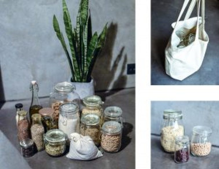 Zero Waste groceries from bulk stores