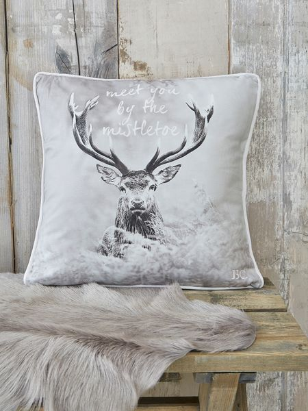 sofa throws uk only bed pad nordic deer cushion | cushions