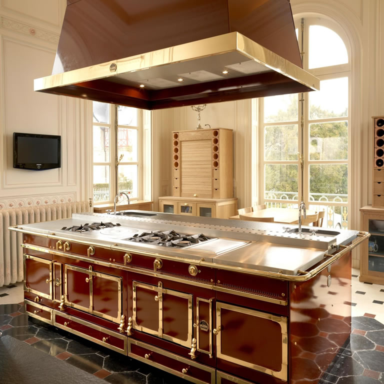la cornue kitchen gordon ramsay set fine luxury appliances nordic kitchens and product range chateau series