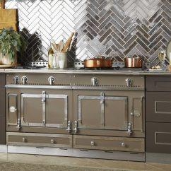 La Cornue Kitchen Antique Bronze Faucet Fine Luxury Appliances Nordic Kitchens And