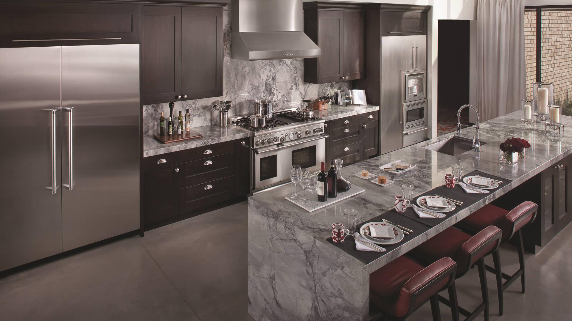 sub zero wolf kitchen modern decor thermador | fine luxury appliances - nordic ...