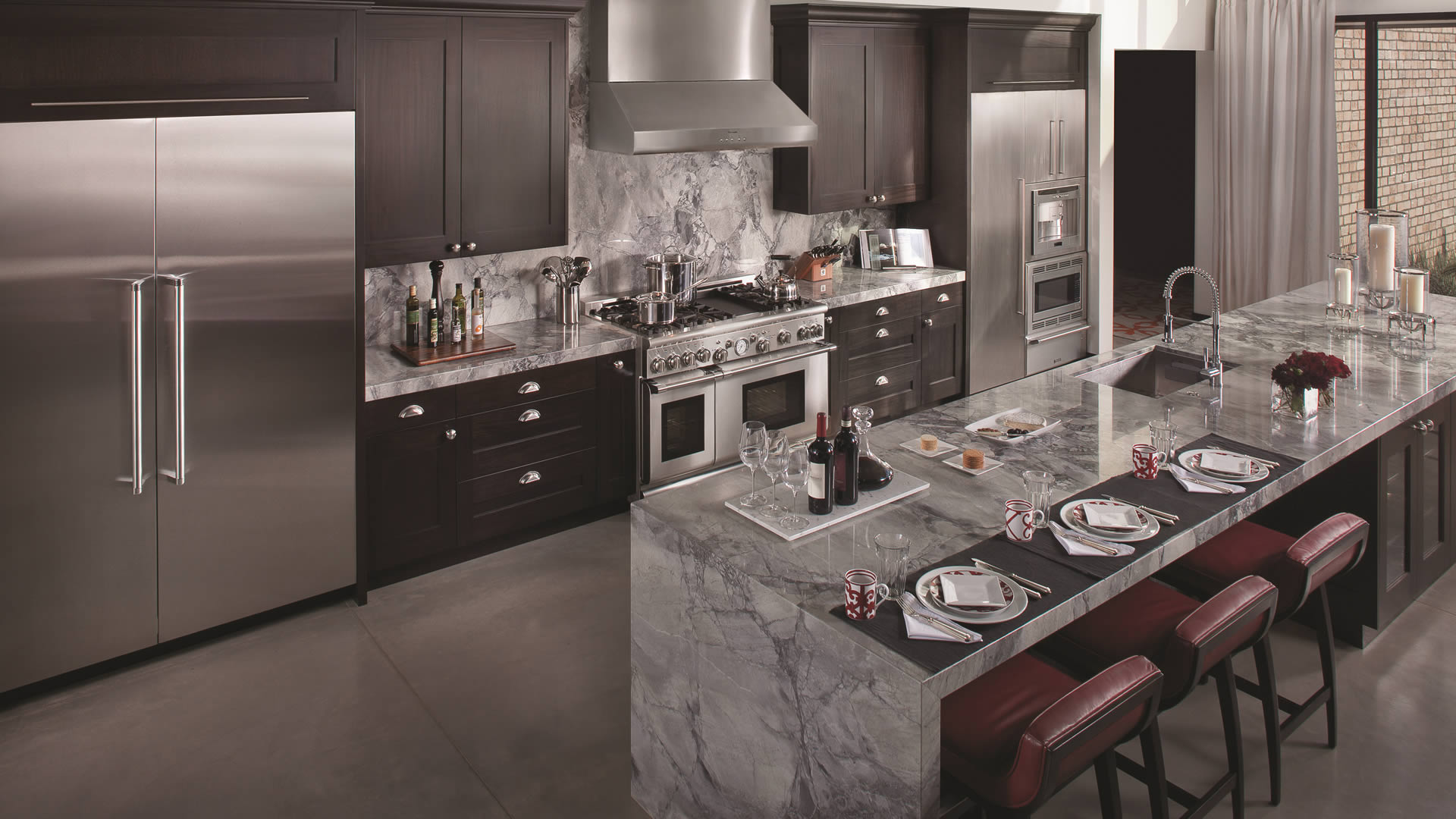 Thermador Fine Luxury Kitchen Appliances Nordic