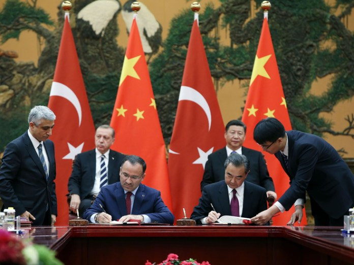 Turkey-China extradition agreement may target Uyghurs living in Turkey