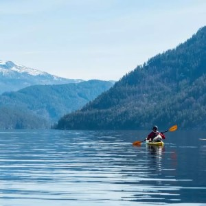 5-Day Guided Kayak Trip: Telemark Canal