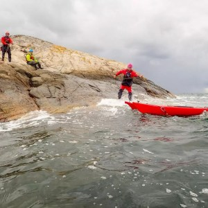 Tailored sea kayak coaching