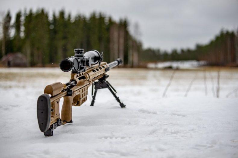 SAKO TRG M10 .338 Lapua Magnum