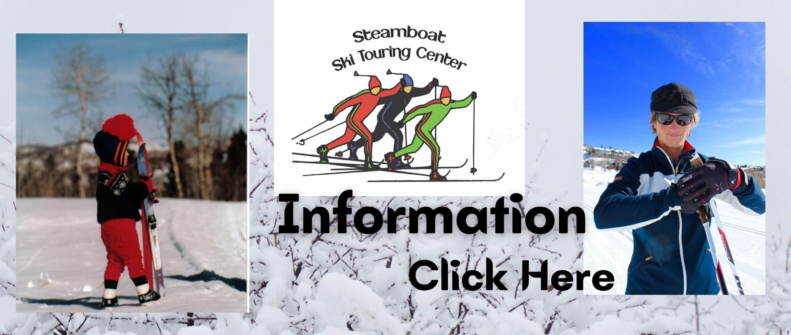 Banner- Steamboat Ski Touring Center -2