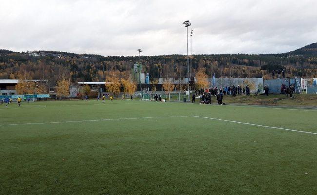 Gulskogen Arena Nordic Stadiums
