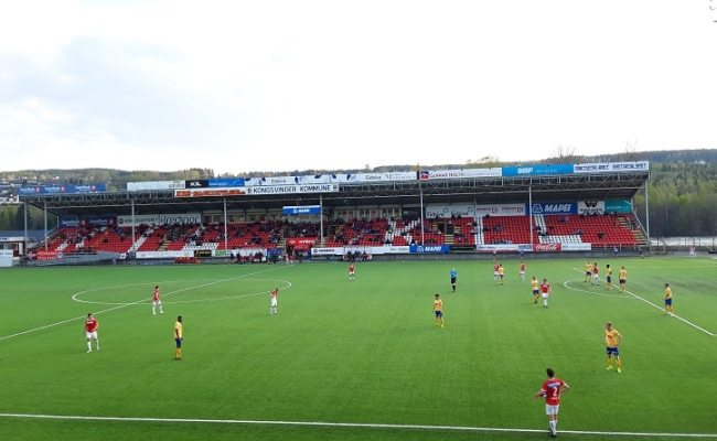 Gjemselund Stadion Nordic Stadiums