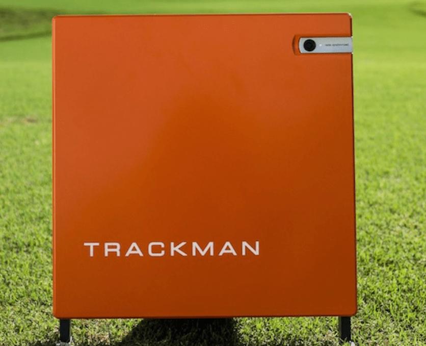 Trackman golfsimulaattori