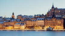 Stockholm Christmas Weekend - 4 Days 3 Nights Nordic Visitor