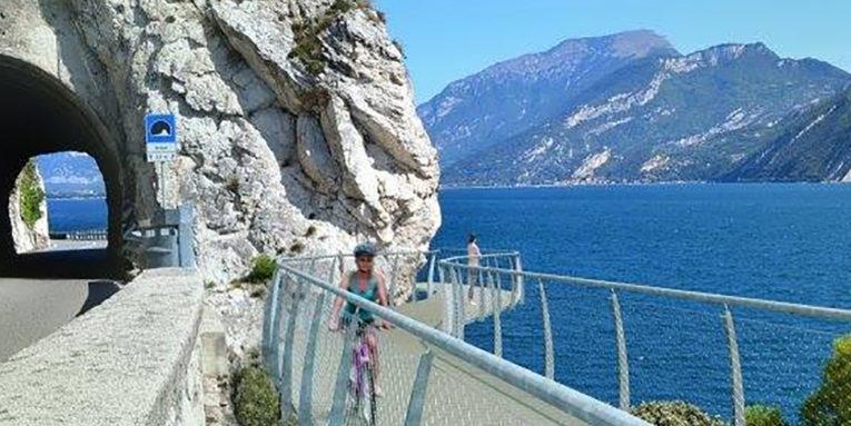 Alla Scoperta Di Limone Sul Lago Di Garda 2804 Strada