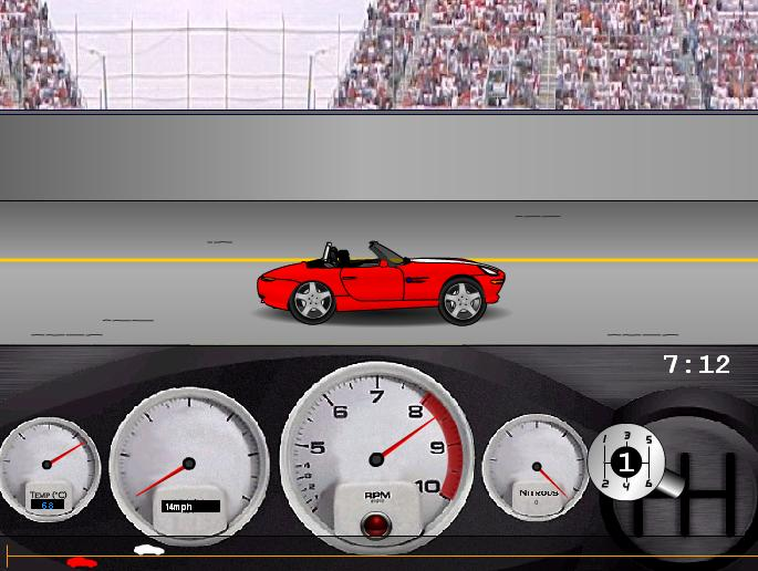 Drag Racer v3 online