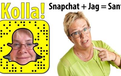 Använd Snapchat för företag?