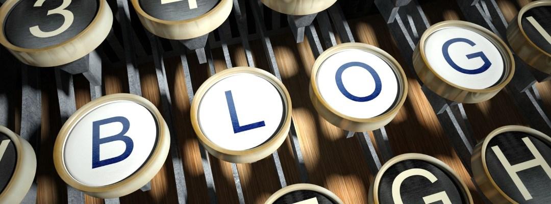 Företagsblogga