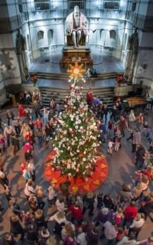 Tjugondag Knut dansas julen ut | Nordiska museet