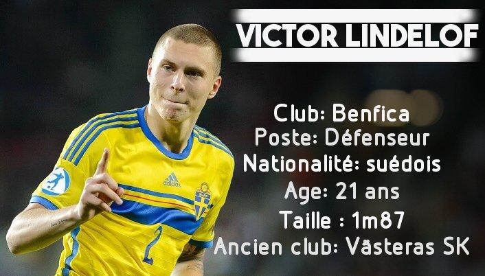 Victor Lindelof