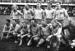 Suède - CDM 1958