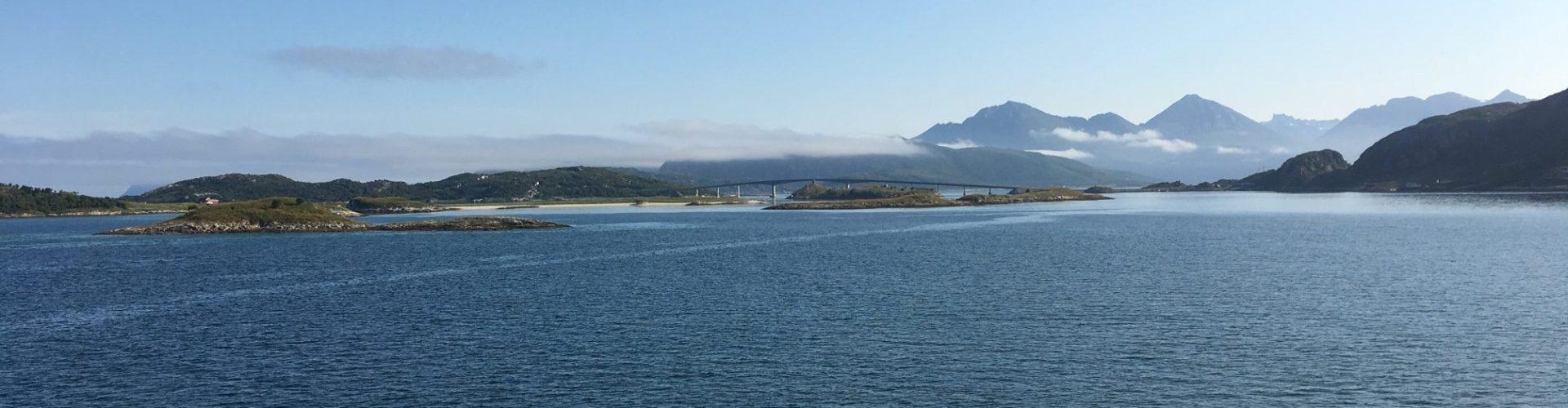Tag 35 –  Adieu Lofoten, Goodbye Tromsø, Nordkapp-wir kommen