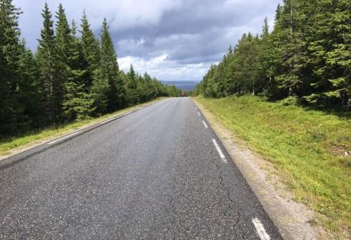 Tag 13 – E6 und einsam durch schwedische Wälder