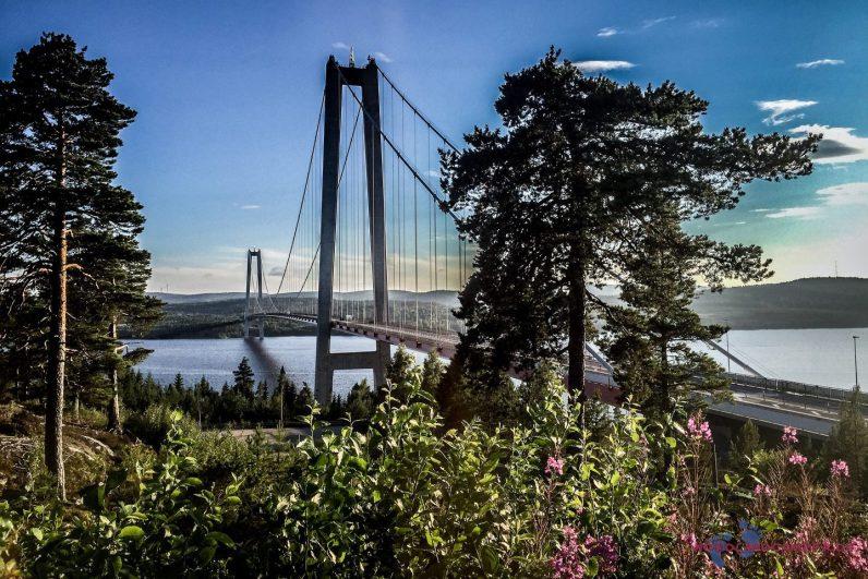 Die Högakustenbron