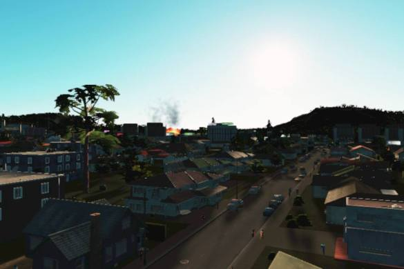 Cities: Skylines – Nintendo Switch Edition