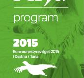 Kommunestyrevalget 2015 i Deatnu/Tana
