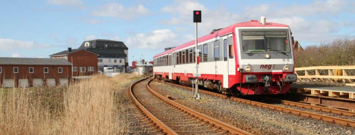 Wasserstoff- und Batteriezüge nach Nordschleswig