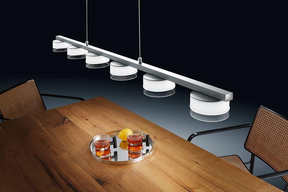 LED und Halogen Beleuchtung fr Kche Esszimmer und Haus