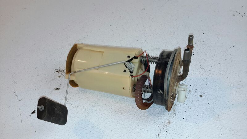 1960 Chevy Blazer Gas Pump