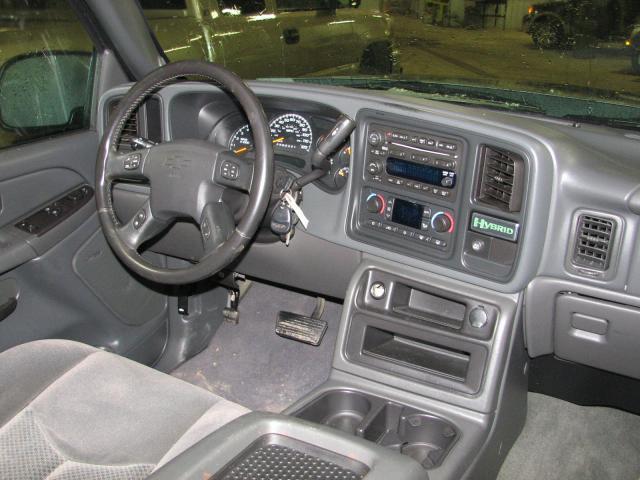 2006 Chevy Silverado Fuse Panel Diagram