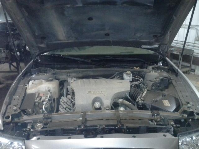 1998 Buick Lesabre Fuel Pump Diagram