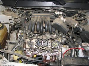 2003 Ford Taurus ENGINE MOTOR VIN U 30L OHV | eBay