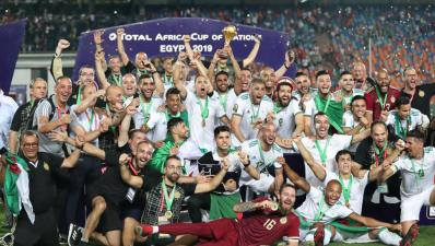 CAN 2019, Algerie, football, champion, Afrique
