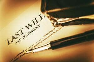 Last Will Concept