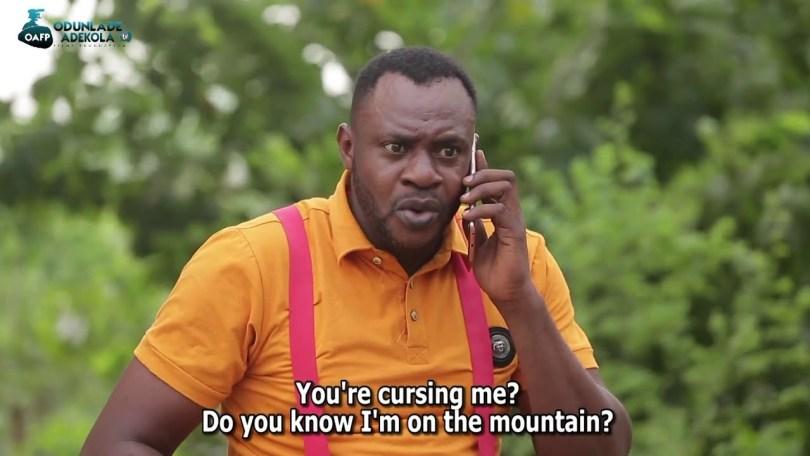 SAAMU ALAJO ( OMO ORI OKE ) Latest 2021 Yoruba Comedy Series EP34
